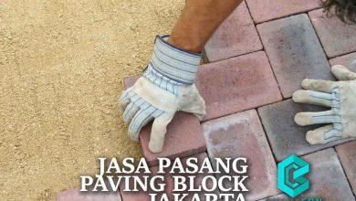 Jasa Pasang Paving Block Jakarta